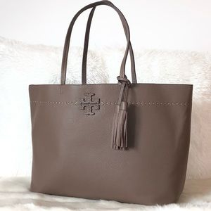 ✨Tory Burch Large Leather Tote